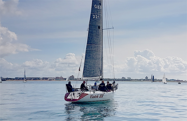 IRC and Cruising Solent Championship 2019